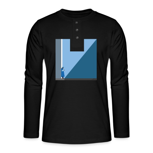 TOUAREG - Henley long-sleeved shirt