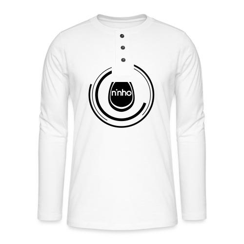 ninho-circle - Maglia a manica lunga Henley