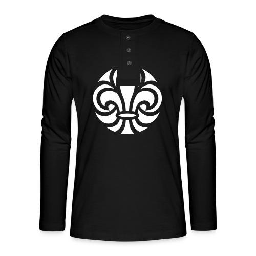 Scouterna-symbol_white - Långärmad farfarströja