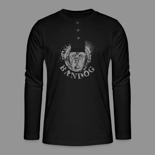 Bandog - Henley long-sleeved shirt