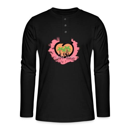 Liberty 2Peach - T-shirt manches longues Henley
