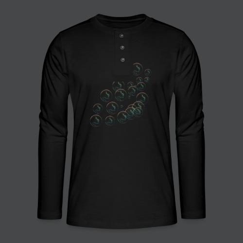 seifenblasen - Henley Langarmshirt