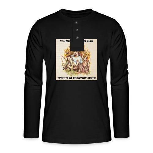 Scientist Dubiterian - Henley long-sleeved shirt