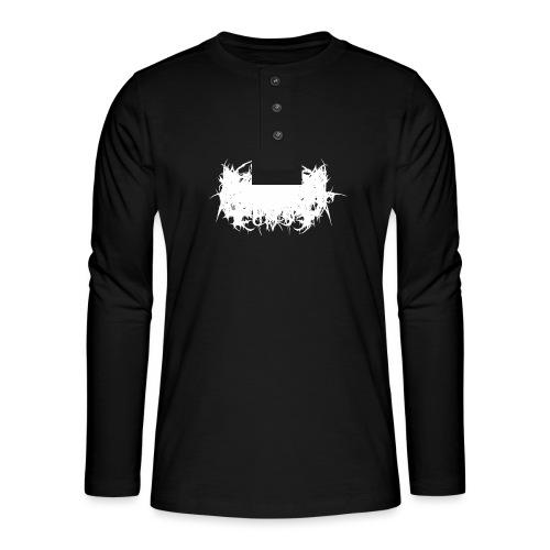 Ultra Metal Tee - Henley Langarmshirt