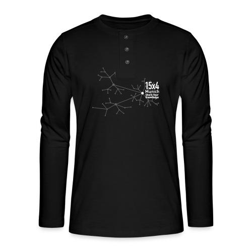 Neurons - Henley Langarmshirt