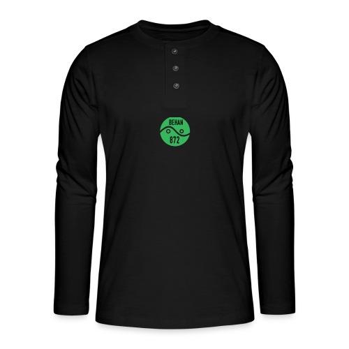 1511988445361 - Henley long-sleeved shirt