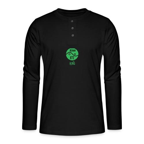 1511989094746 - Henley long-sleeved shirt