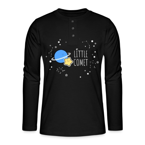 Little Comet - Henley pitkähihainen paita