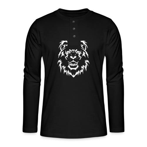 Karavaan LION - Henley shirt met lange mouwen