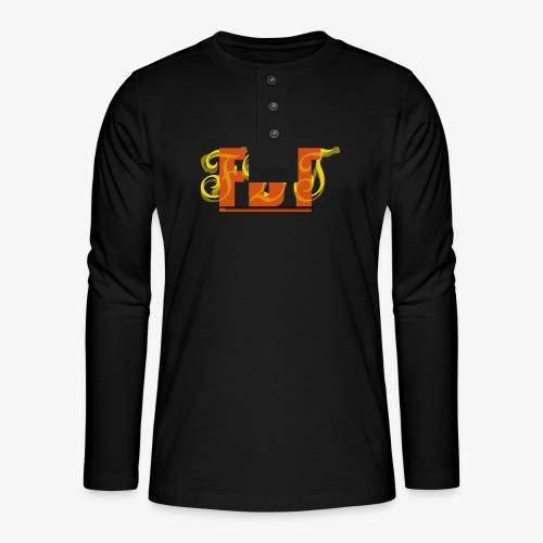 FDT - Henley long-sleeved shirt