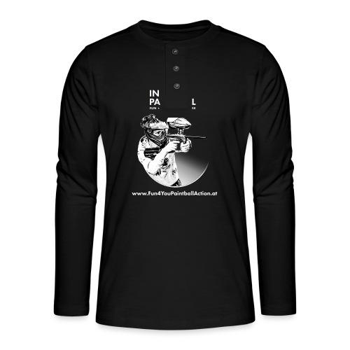 F4Y19 10 T Shirts light - Henley Langarmshirt