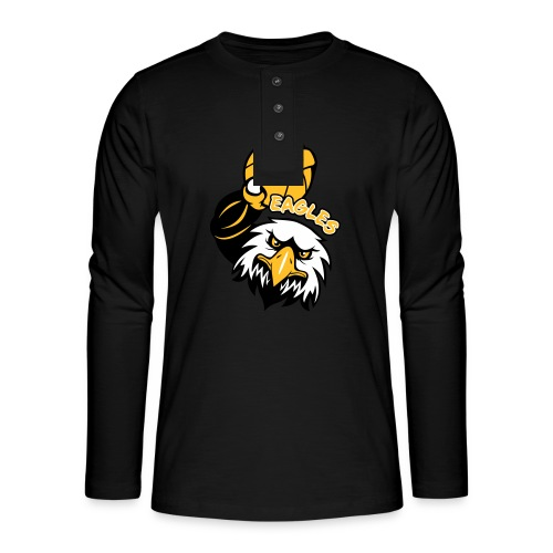 Eagles Basketball - T-shirt manches longues Henley