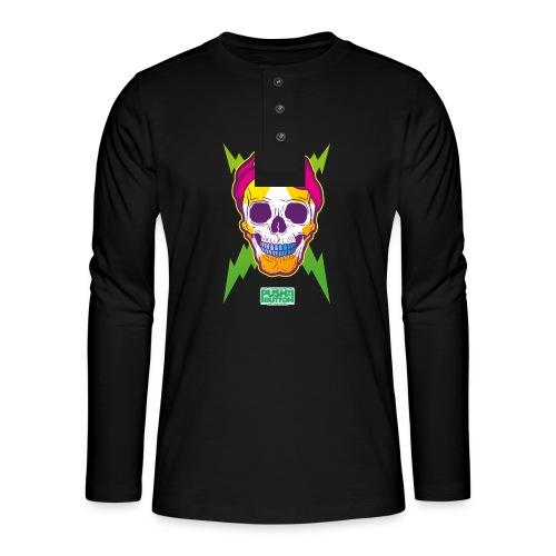 header1 - Henley long-sleeved shirt