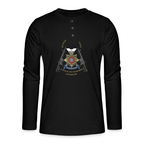 COM SV KLEUR1 TBH - Henley shirt met lange mouwen