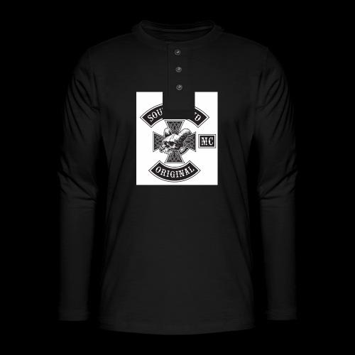 SOUTHBOUND - Henley pitkähihainen paita
