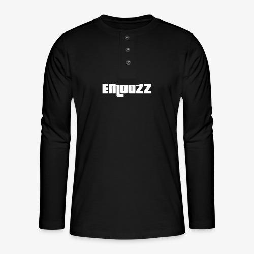 EMODZZ-NAME - Henley long-sleeved shirt