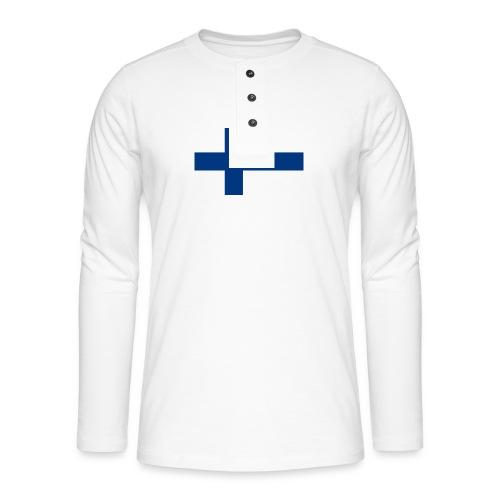 Infidel - vääräuskoinen - Henley pitkähihainen paita