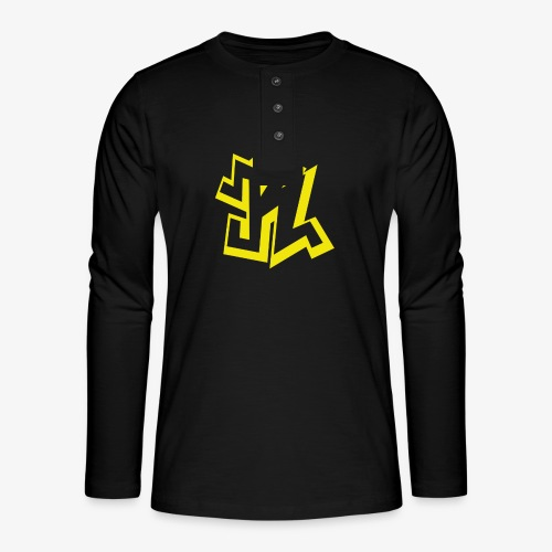 kseuly png - T-shirt manches longues Henley