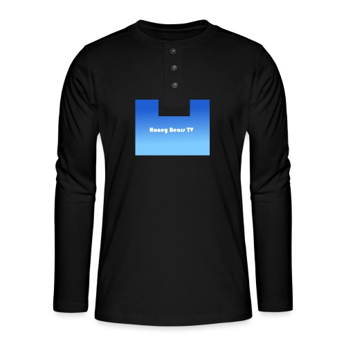 Honey Bears TV Merch - Henley long-sleeved shirt