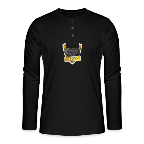 QUICK GAMING - Henley long-sleeved shirt