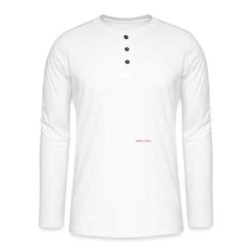 insoumisHyperboréen - T-shirt manches longues Henley