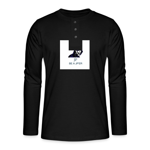New merch - Henley long-sleeved shirt