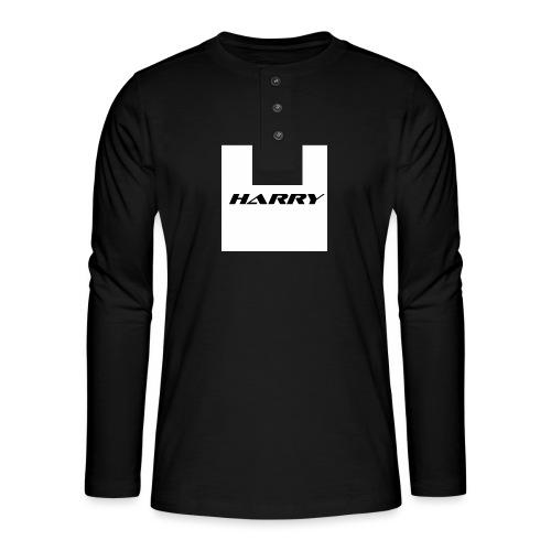 1st - Henley long-sleeved shirt