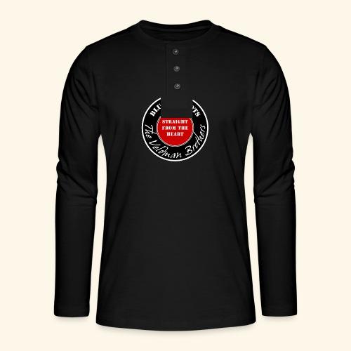 The Veldman Brothers - Henley shirt met lange mouwen