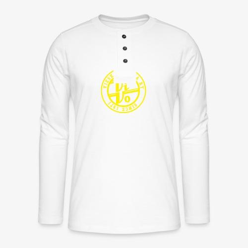 ViVoPAITA transparent - Henley pitkähihainen paita