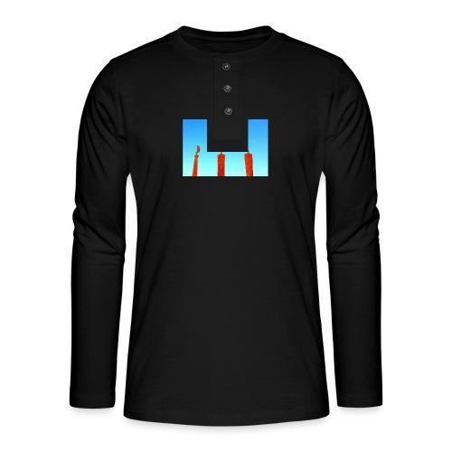 Sahara - Henley long-sleeved shirt