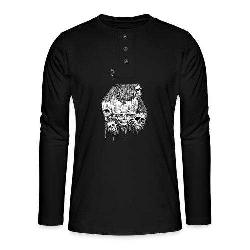 shrunkenheads - Henley Langarmshirt