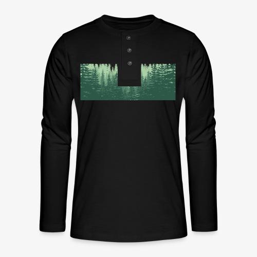 pineforest - Henley long-sleeved shirt