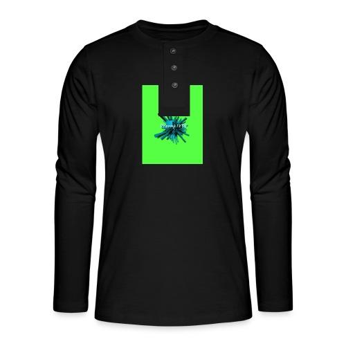 068FA775 78A2 45F9 AFBE 7A4061E47E61 - Henley long-sleeved shirt