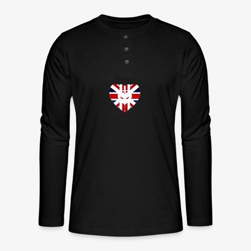 BadGirls - Henley long-sleeved shirt