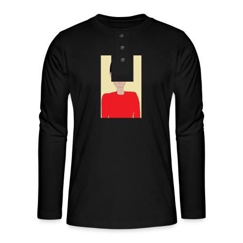 DJ , new shirt - Långärmad farfarströja