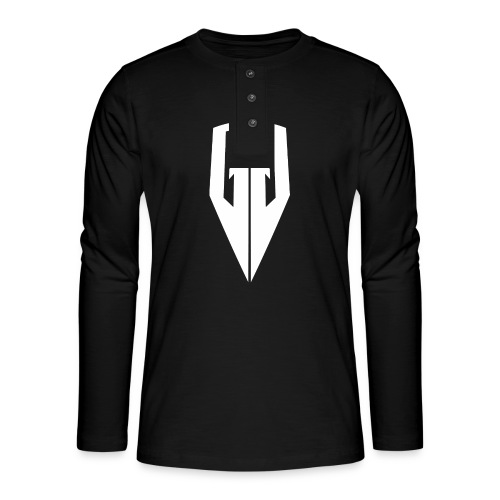 Kingdom Customs Shop Tee Womens - Henley long-sleeved shirt
