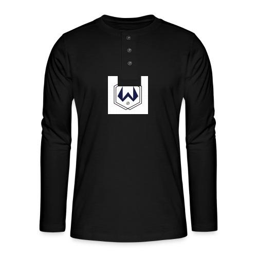 tdyokirir-d-krydkrd - T-shirt manches longues Henley
