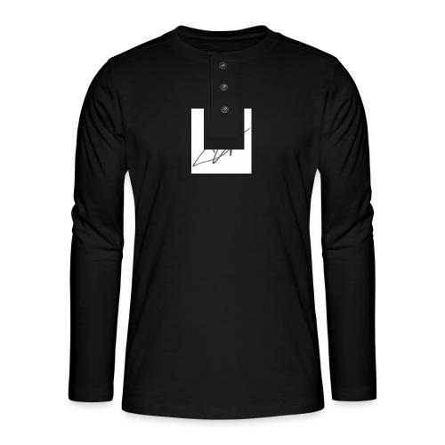 Tshirt - Henley long-sleeved shirt