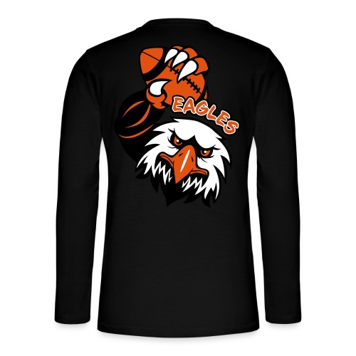 Eagles Rugby - T-shirt manches longues Henley