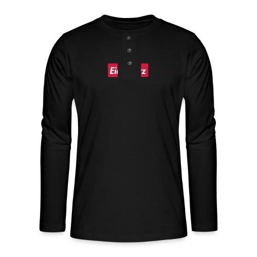 Eierlikörz SSFW 2017 Shirt - Henley Langarmshirt
