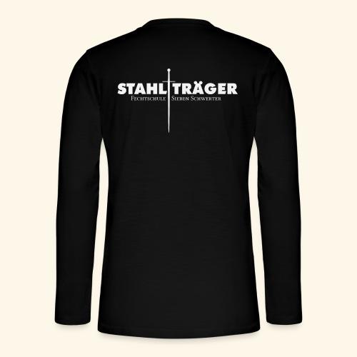 Stahlträger - Henley Langarmshirt