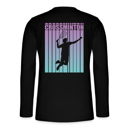 Crossminton - Speed badminton - Henley long-sleeved shirt