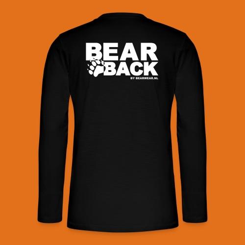 bearback new - Henley long-sleeved shirt