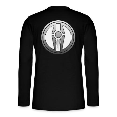 BDL logo - Henley pitkähihainen paita