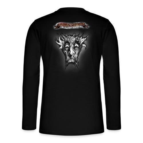 T-shirt del Dio Diaforo Tossidoille - Maglia a manica lunga Henley