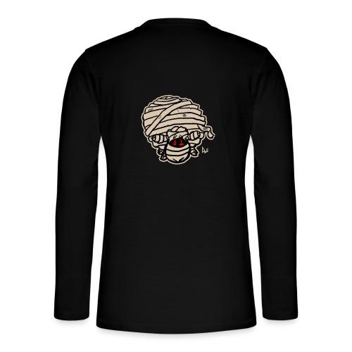 Mummy Sheep - Henley T-shirt med lange ærmer
