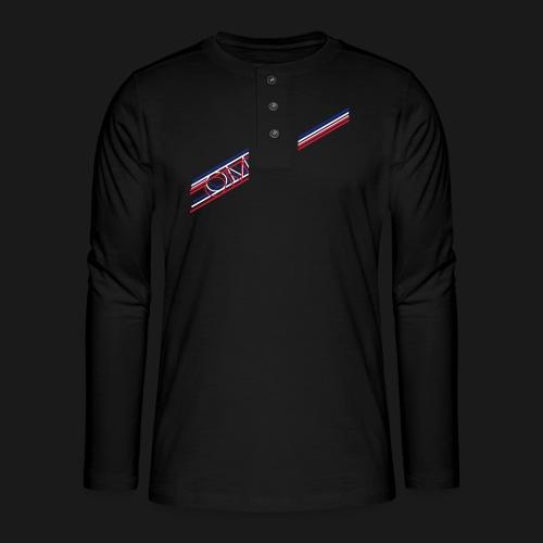 Tour Edition Long Shirt - Henley Langarmshirt