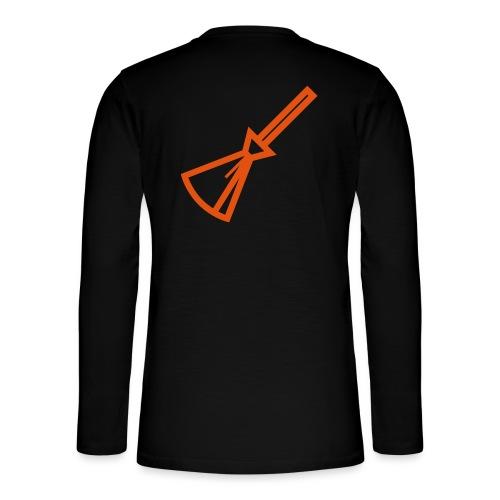 Balais Balais Wiccan Wicca ! - T-shirt manches longues Henley