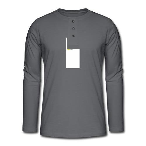 LogoTS - Henley Langarmshirt