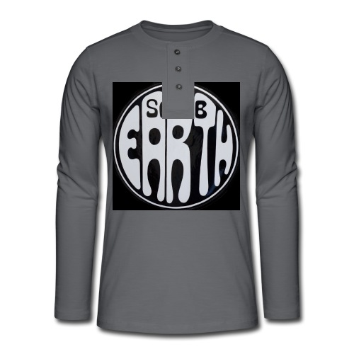 SabbEarth - Henley long-sleeved shirt
